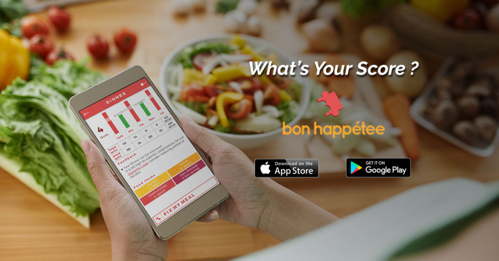 Bon happetee weight loss app india